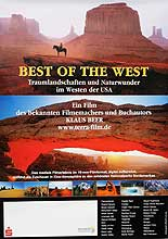 Filmplakat BEST OF THE WEST