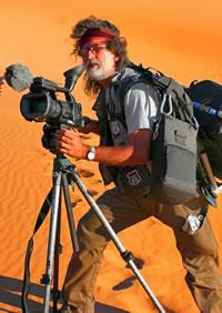 Filmautor Klaus Beer