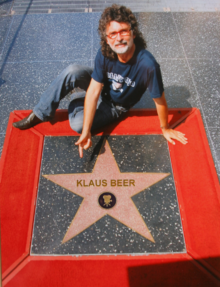 Klaus Beer on Tour