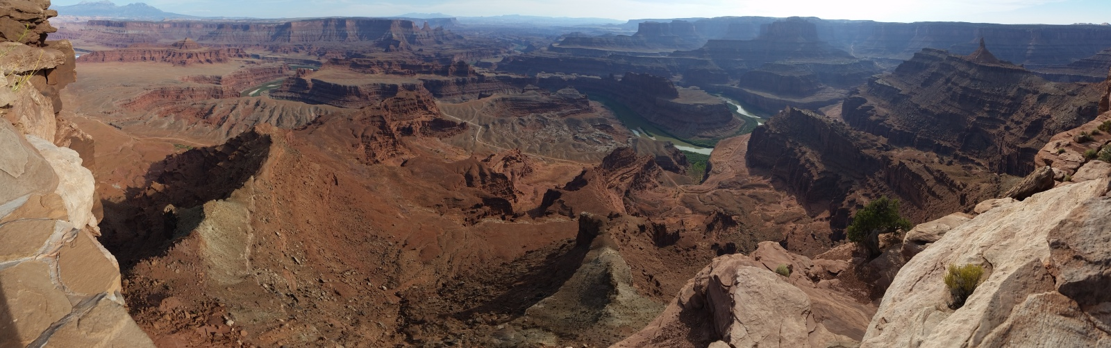 Panorama Dead Horse Point